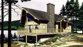 image of The Frisco House Plan